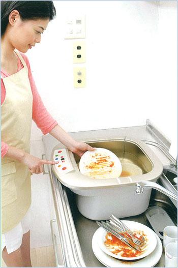 さまざまな食品や食器の洗浄に幅広く効果を発揮します。