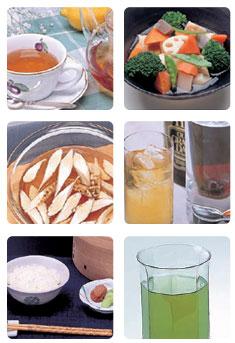 おいしい水でおいしい料理